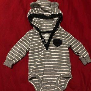Baby boy 3 months onesies/jacket